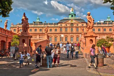 праздник города город праздник раштатт германия
