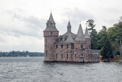 Замок Больдта 1000 Островов