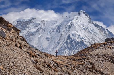 Пик Непал, 7177м Непал, Гималаи