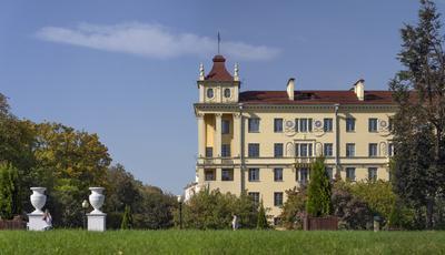 Гранд Будапешт Архитектура здание Минск классицизм