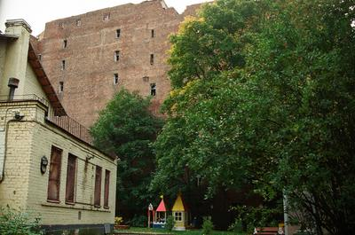 Крепость осень санктпетербург крепость сосна analogphoto