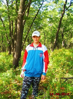 В лесу. 2015 год. лес уссурийск природа лето осень