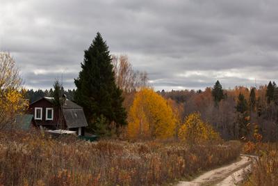 Осень-хозяйка