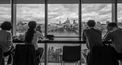 Место для шага вперёд Музей Тейт Лондон Tate museum London