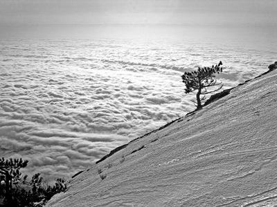 Край Света. Крым, горы, Ай-Петри