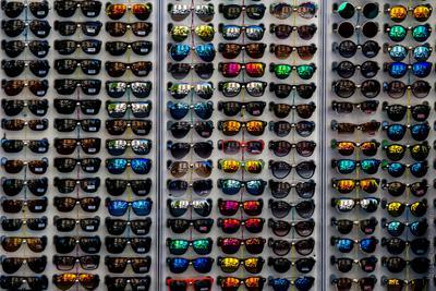Про очки очки цвет