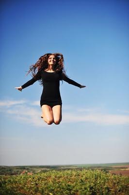 Free Your Mind полет свобода небо