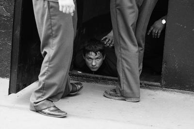 Портрет задержанного