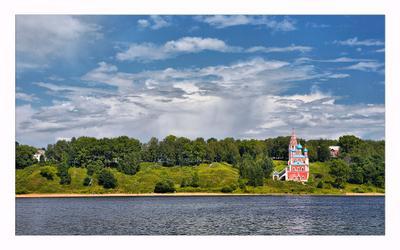 Тутаев 2 Тутаев, Ярославская область, Казанская Преображенская церковь