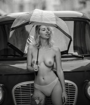 Майский дождь - не повод сидеть дома!