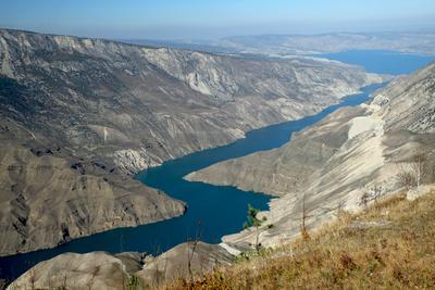 Сулакский каньон Дагестан Кавказ