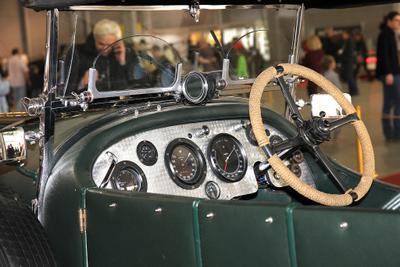 Bentley Speed Six Олдтаймер-Галерея ретро автоэкзотика Bentley