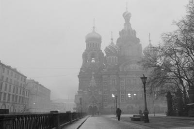Старинный Петербург..