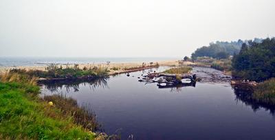 Река Тельная