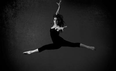 Casual Jump Jump, dance, aerobics, ballet, body, sport, sports dancing