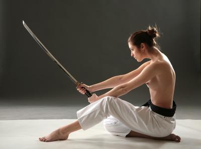 Dangerous #3 кендо акробатика гимнастика йога