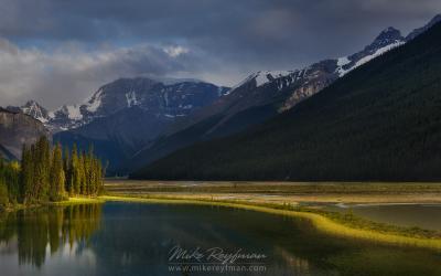 Дорога Ледников. Июль 11-22, 2015. Alberta Britich Columbia Banff Jasper Kootenay Icefielf Parkway