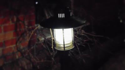 Город город фонарь ночной