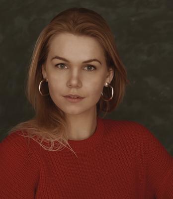 Katrin девушка портрет