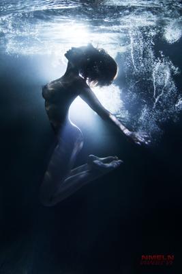 *** девушкаподводой силуэт подводой подводнойфотоню подводныйфотографмосква