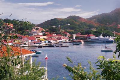 На берегах Карибского моря guadeloupe