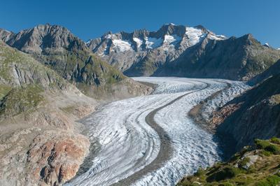 From pleasant to stunning Switzerland AletschArena