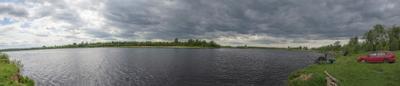 Непогода Молога панорама