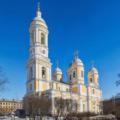 Князь-Владимирский собор Князь-Владимирский собор Санкт-Петербург Храм Собор