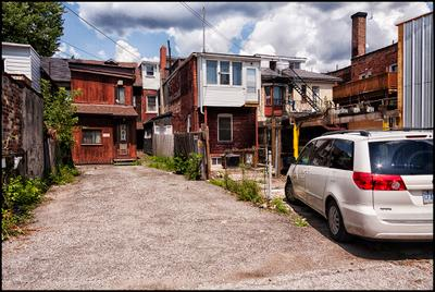 Торонто. Огородами...(1)