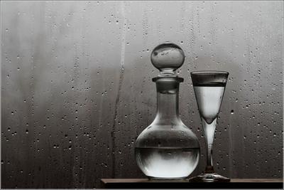 Рюмка водки Свет рюмка стекло