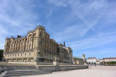 Château de Saint Germain en Laye - Yvelines - France