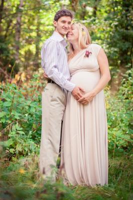 *** в ожидании чудо беременность семья лето