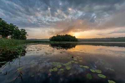 """Национальный парк """"Себежский"""""""