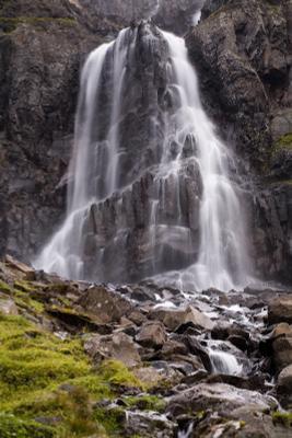 Djupavikfoss Iceland, Исландия