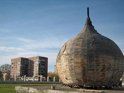 Старый купол