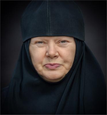 Портрет монахини портрет монахиня