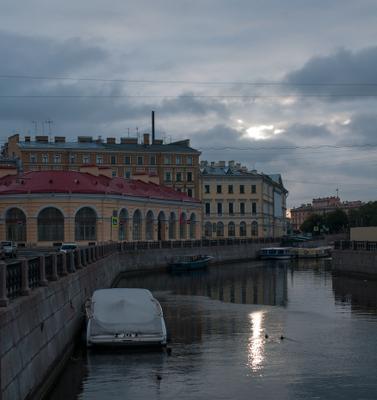 Blink of an Eye Petersburg