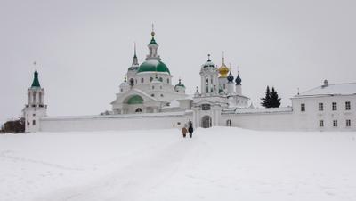 **Спасо-Яковлевский мужской монастырь Ростов Великий