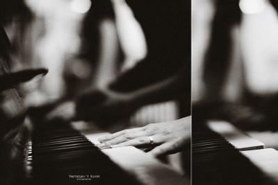 Реквием пианино пальцы руки музыка