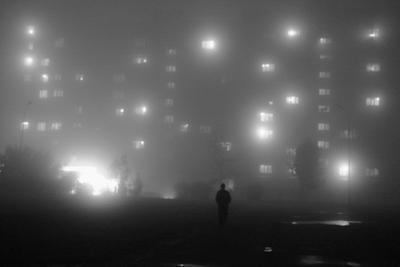 огни большого города Ставрополь огни большого города
