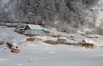 Зима на кордоне. Красноярск зима кордон