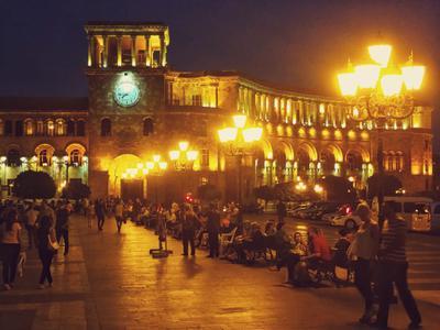 Yerevan Yerevan