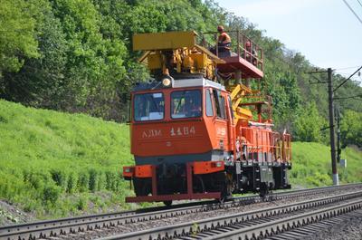 АДМ 1184 АДМ 1184 лето железная дорога