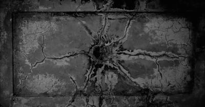 Абстракция №1 абстракция монохром заброшенное архитектура интерьер