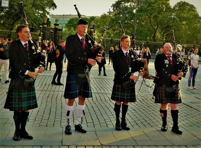 Музыка Шотландии Музыкальный коллектив из Шотландии