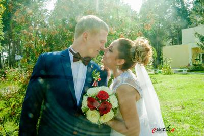 Эмилия и Владимир свадьба любовь wedding