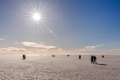 Прогулка по финскому заливу