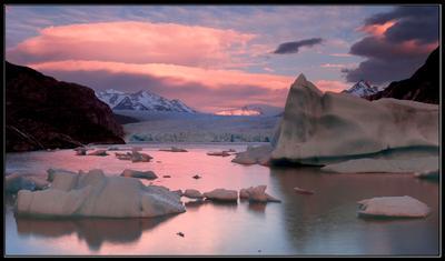 Inception of Ice Age Chile, South Patagonia, Torres Del Paine, Glacier Gray, Чили, Южная Патагония, Ледник Грей