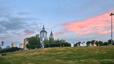 Тамбов. Покровская церковь , 1763 г.