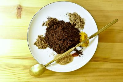 Фоторецепт антивирусного кофе.